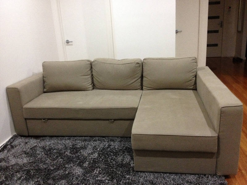 L Shaped Sectional Sleeper Sofas Regarding Well Known Sectional Sofa Design: Elegant L Shaped Sectional Sleeper Sofa (View 5 of 10)