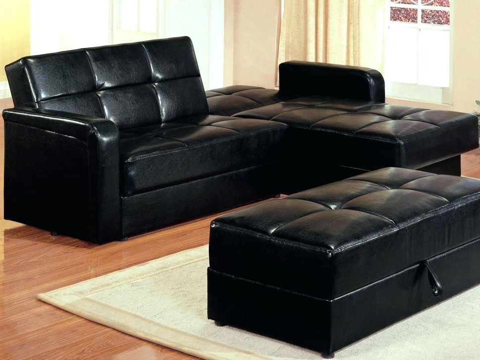 L Shaped Sleeper Sofa – Wojcicki Throughout Most Recent Sectional Sleeper Sofas With Ottoman (View 3 of 10)