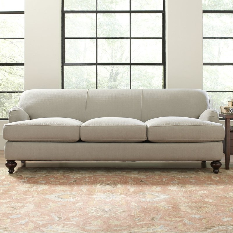 Lane Furniture Sofas Within Best And Newest Birch Lane™ Durham Sofa & Reviews (View 6 of 10)