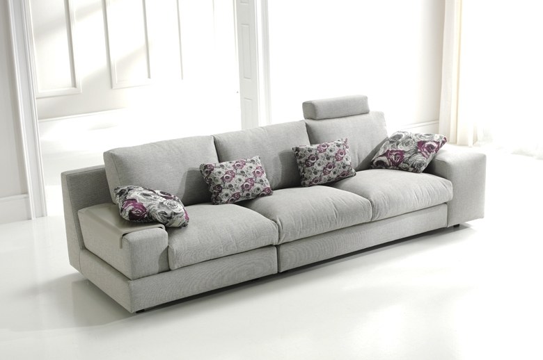 Large 4 Seater Sofas With Regard To Most Popular Shop Calisto Sofa From Andreotti Limassol Furniture Shop In Cyprus (View 2 of 10)