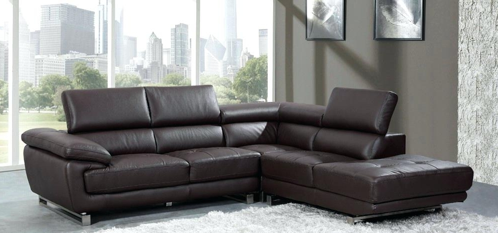 Large Leather Corner Sofas Leather Corner Sofas For Small Rooms Intended For Trendy Leather Corner Sofas (View 1 of 10)