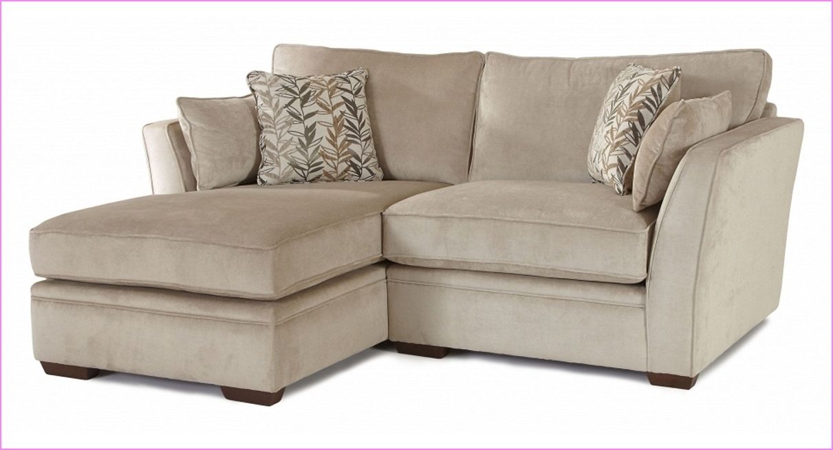 Featured Photo of Small Sofas With Chaise