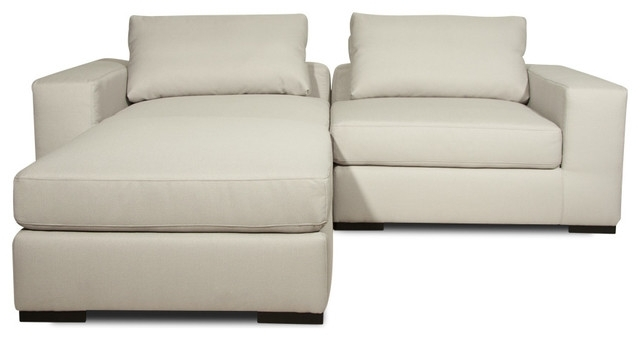 Latest Brilliant Loveseat With Chaise Lounge Fabulous Loveseat With For Loveseats With Ottoman (View 3 of 10)