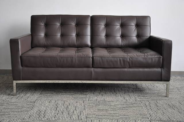 Latest Florence Knoll Leather Sofas For Florence Knoll Sofa China Factory – Shenzhen Yadea Furniture Co., Ltd (View 7 of 10)