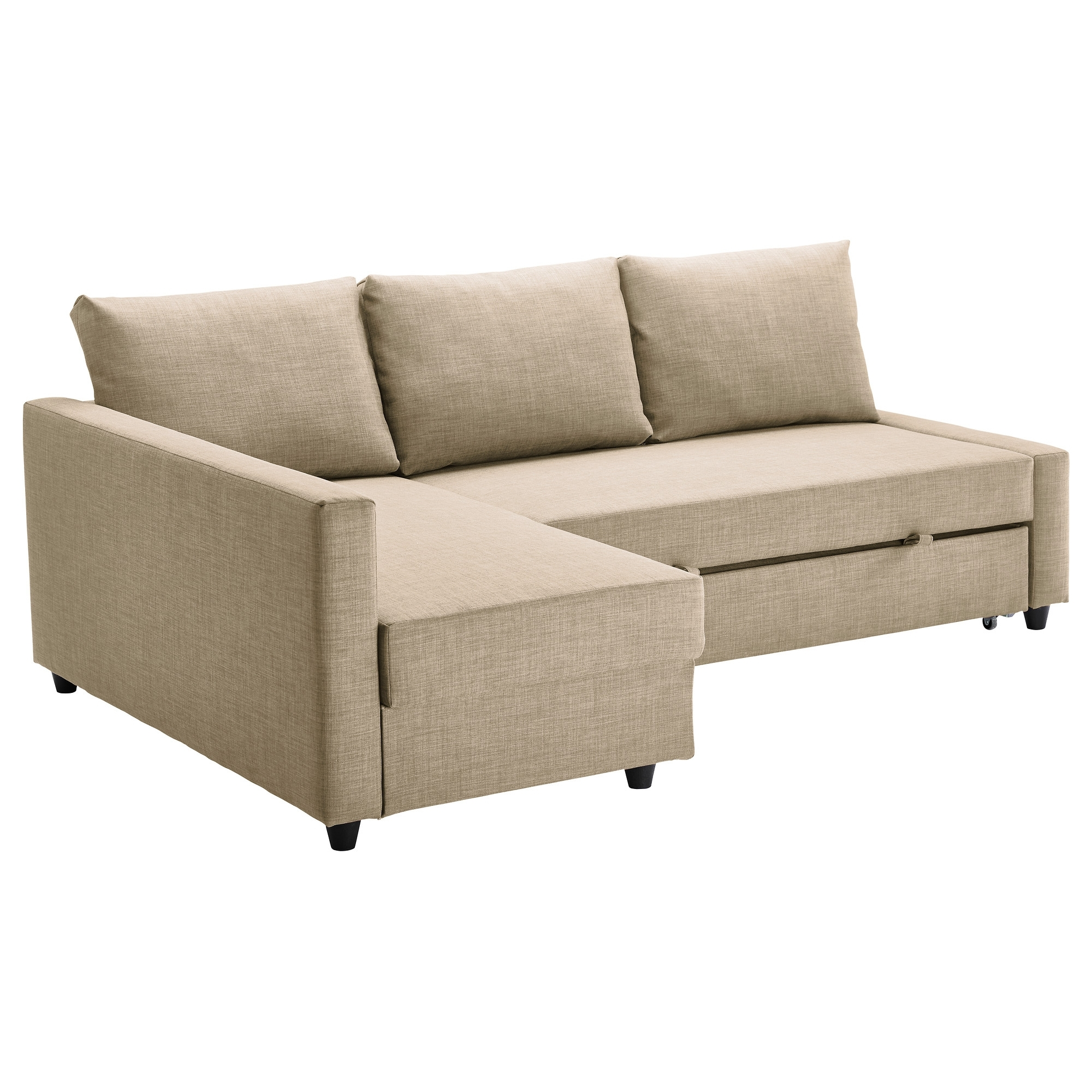 Latest Friheten Sleeper Sectional,3 Seat W/storage – Skiftebo Dark Gray In Chaise Sofa Sleepers (View 14 of 15)