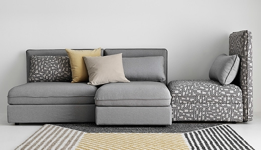 Latest Ikea Sectional Sofa Beds Inside Sectional Sofas & Couches – Ikea (View 3 of 10)