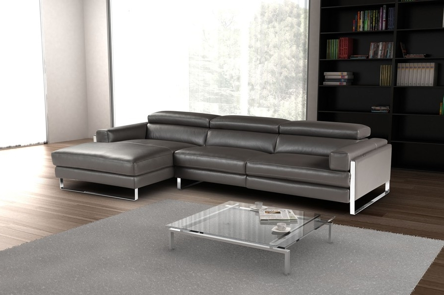 Latest Nicoletti Romeo Sectional Sofa With Electric Recliner, Nicoletti Pertaining To Sectional Sofas With Electric Recliners (View 2 of 10)