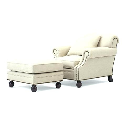Latest Oversized Chairs With Ottoman Chair With Attached Ottoman S For Chairs With Ottoman (View 9 of 10)