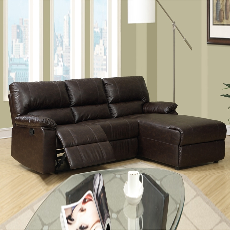 Latest Sectional Sofas For Small Spaces With Recliners Inside Use Of The Small Sectional Sofa With Chaise For Ultimate Comfort (View 4 of 10)
