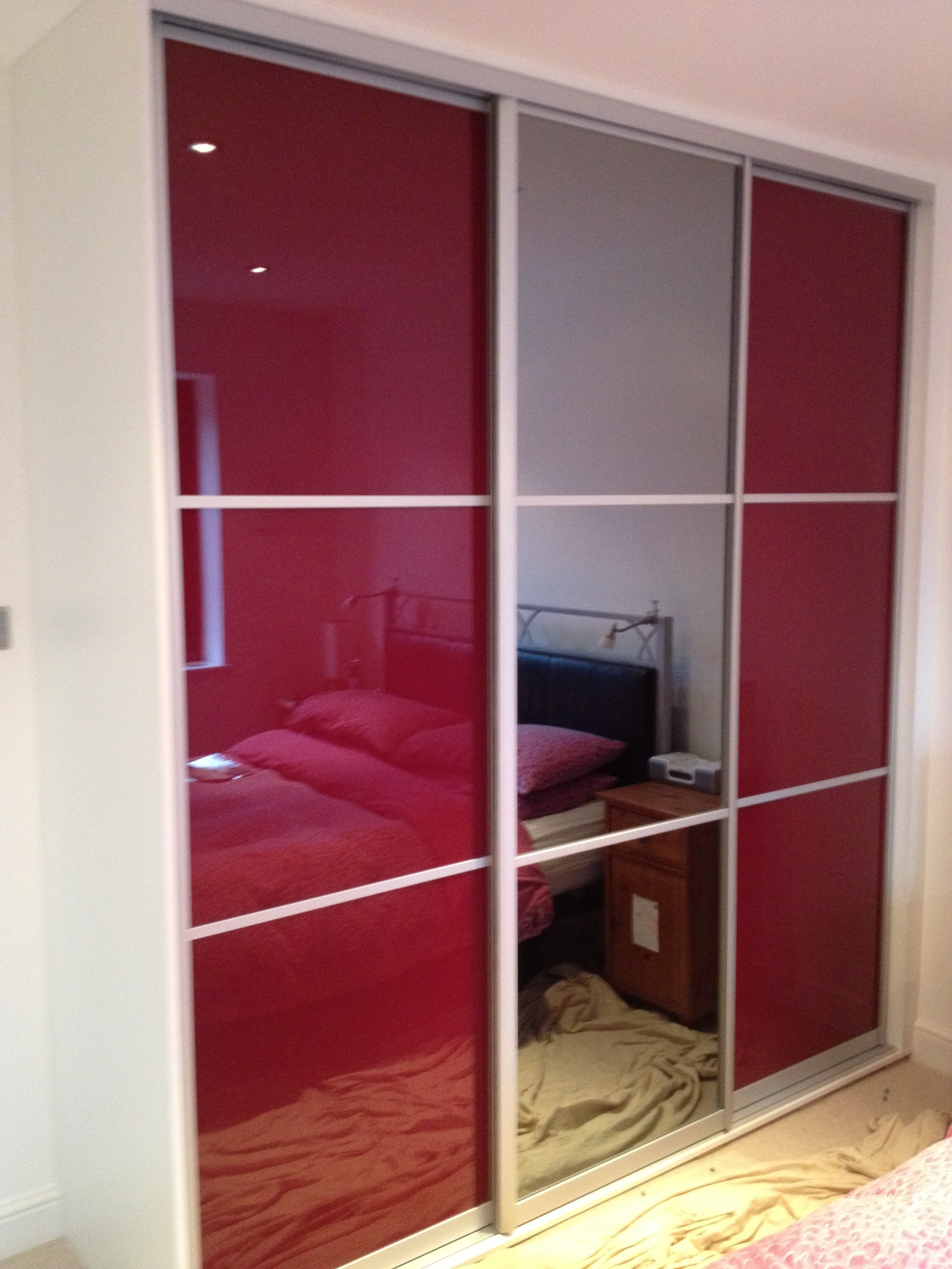 Latest Silver Wardrobes Within Sliding Wardrobes – Sliding Wardrobessliding Wardrobes (View 2 of 15)