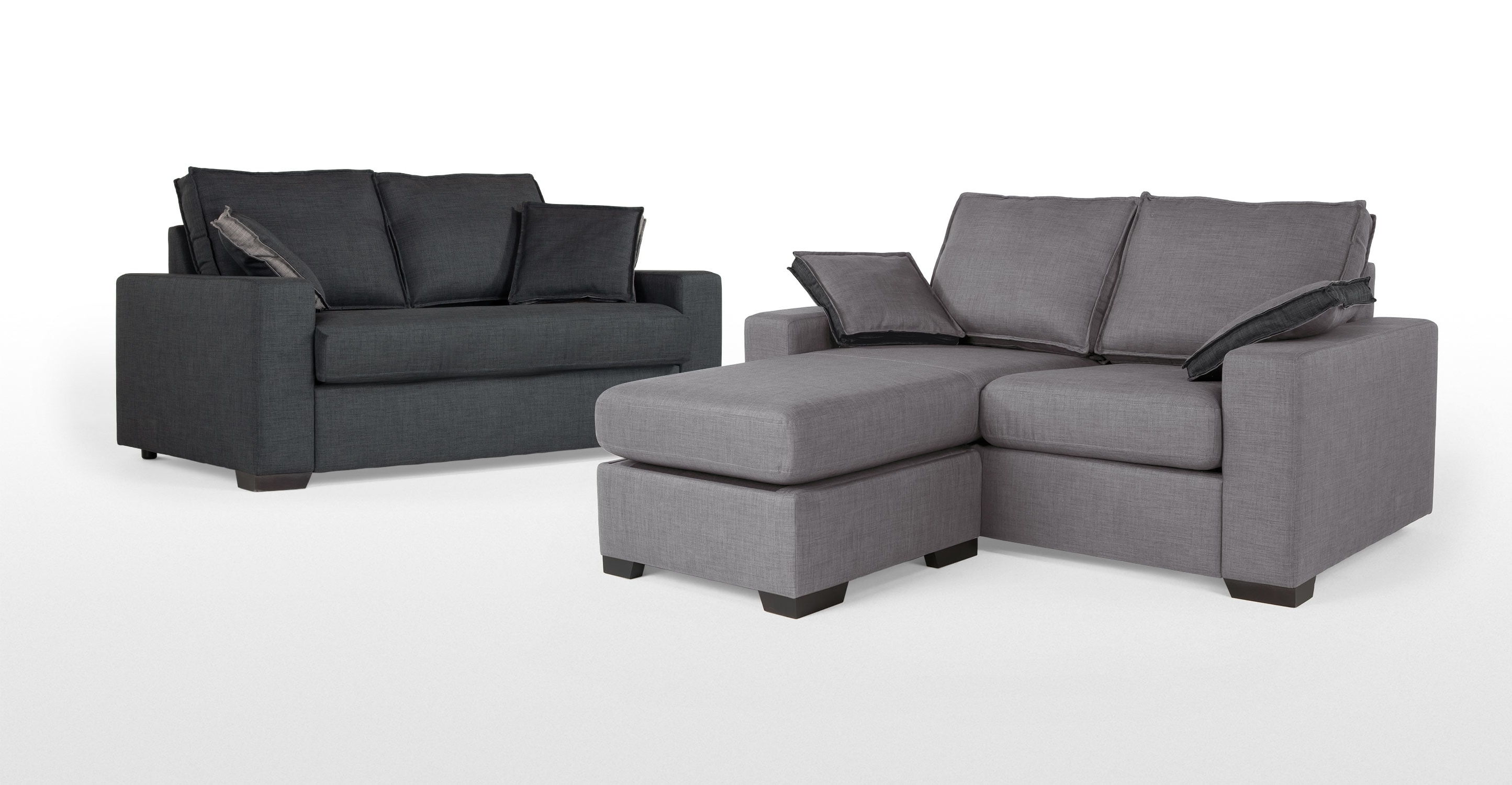 Latest Sofa Beds With Chaise For Sofas: Classic Meets Contemporary Chaise Sofa Bed For Ideal Living (View 11 of 15)