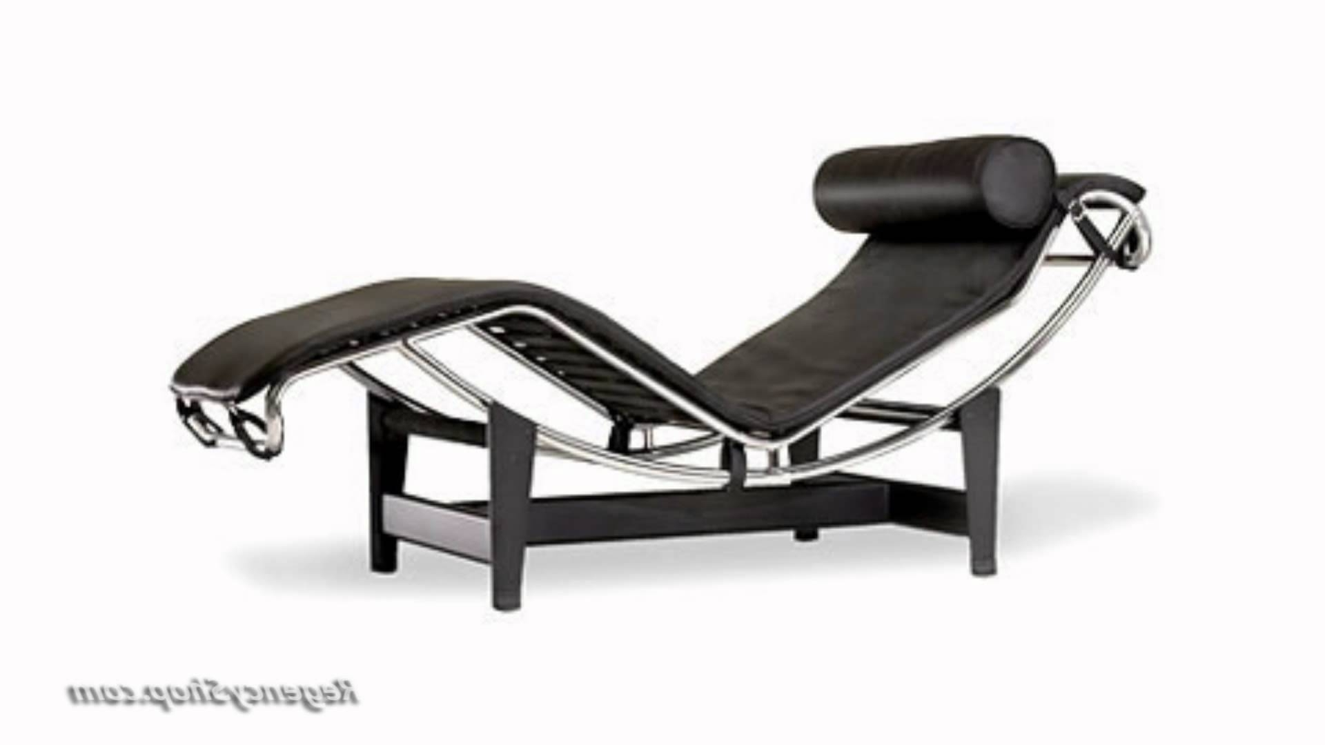 Le Corbusier Lc4 Chaise Lounge Chair – Regencyshop – Youtube Within Popular Lc4 Chaise Lounges (View 11 of 15)
