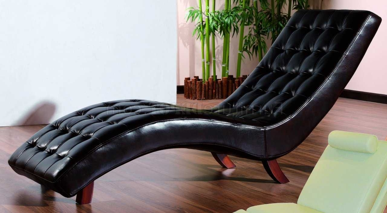 Featured Photo of Leather Chaise Lounge Chairs