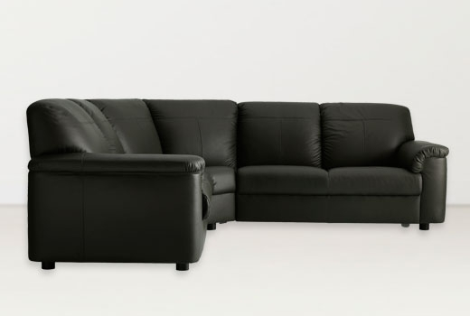Leather Corner Sofas For 2017 Design Of Ikea Leather Sofa Ikea Leather Corner Sofas Shop Online (View 2 of 10)