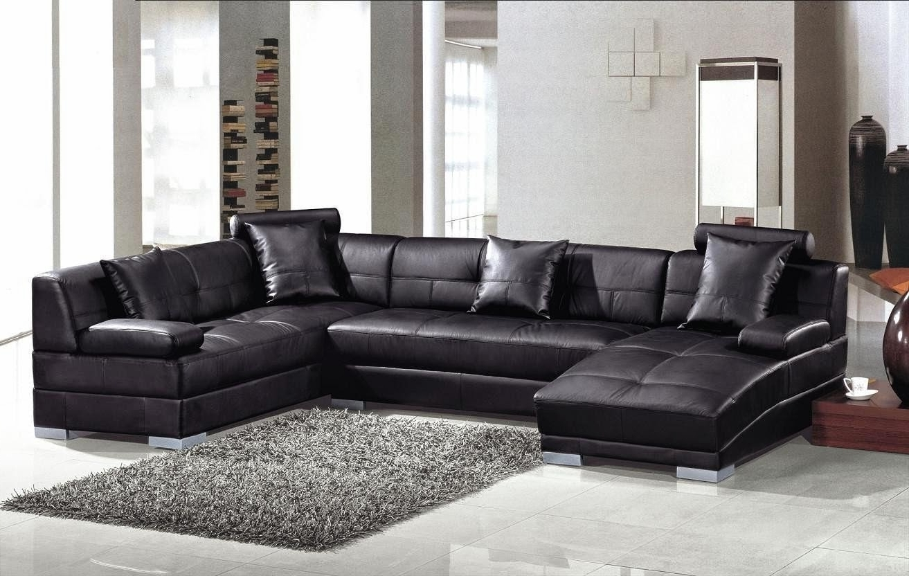 Leather Couches With Chaise Within Well Liked Couch With Chaise: Leather Couch With Chaise Lounge (View 12 of 15)