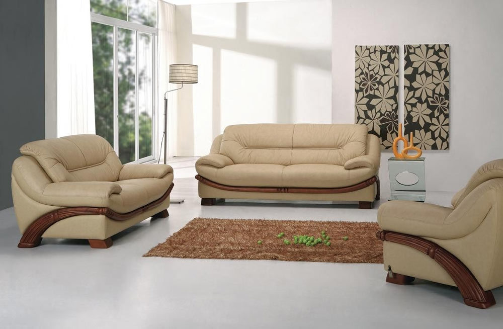 Leather Lounge Sofas In Popular Couch: Concepts Leather Couch Set Genuine Leather Sofa Sale, Top (View 3 of 10)