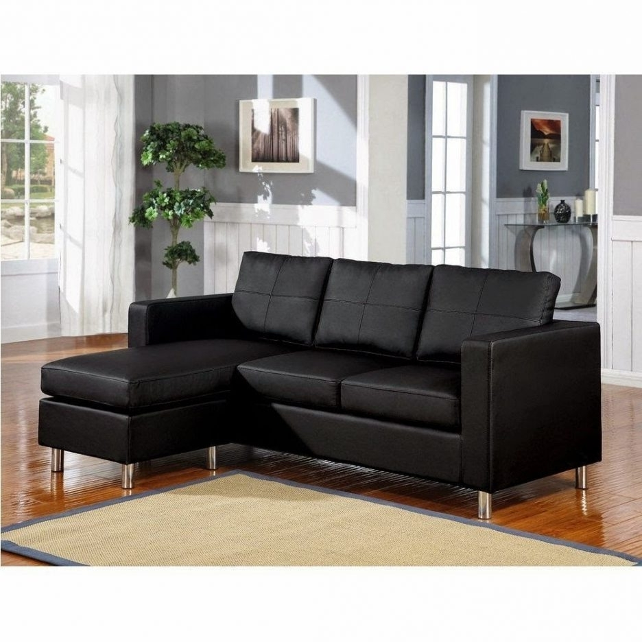 Leather Sectional Sleeper Sofa Leather Sofa With Reversible Chaise Regarding Trendy Sofas With Reversible Chaise Lounge (View 7 of 15)