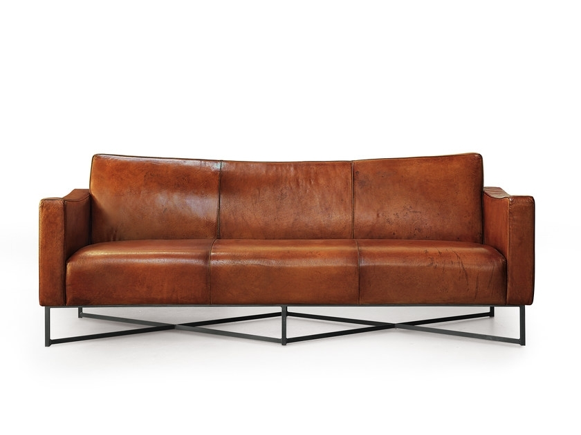 Leather Sofa Oliver B. Wild Collectionoliver B (View 10 of 15)