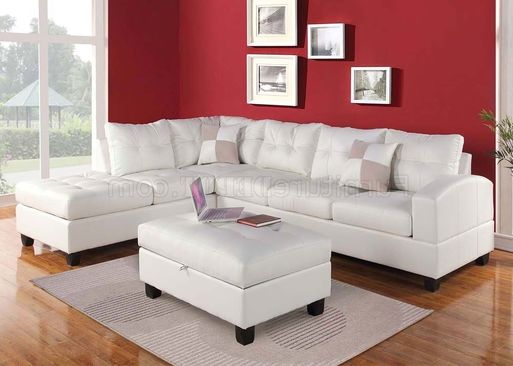 Leather Sofas,leather Sectional Sofa Throughout Trendy Red Faux Leather Sectionals (View 3 of 10)