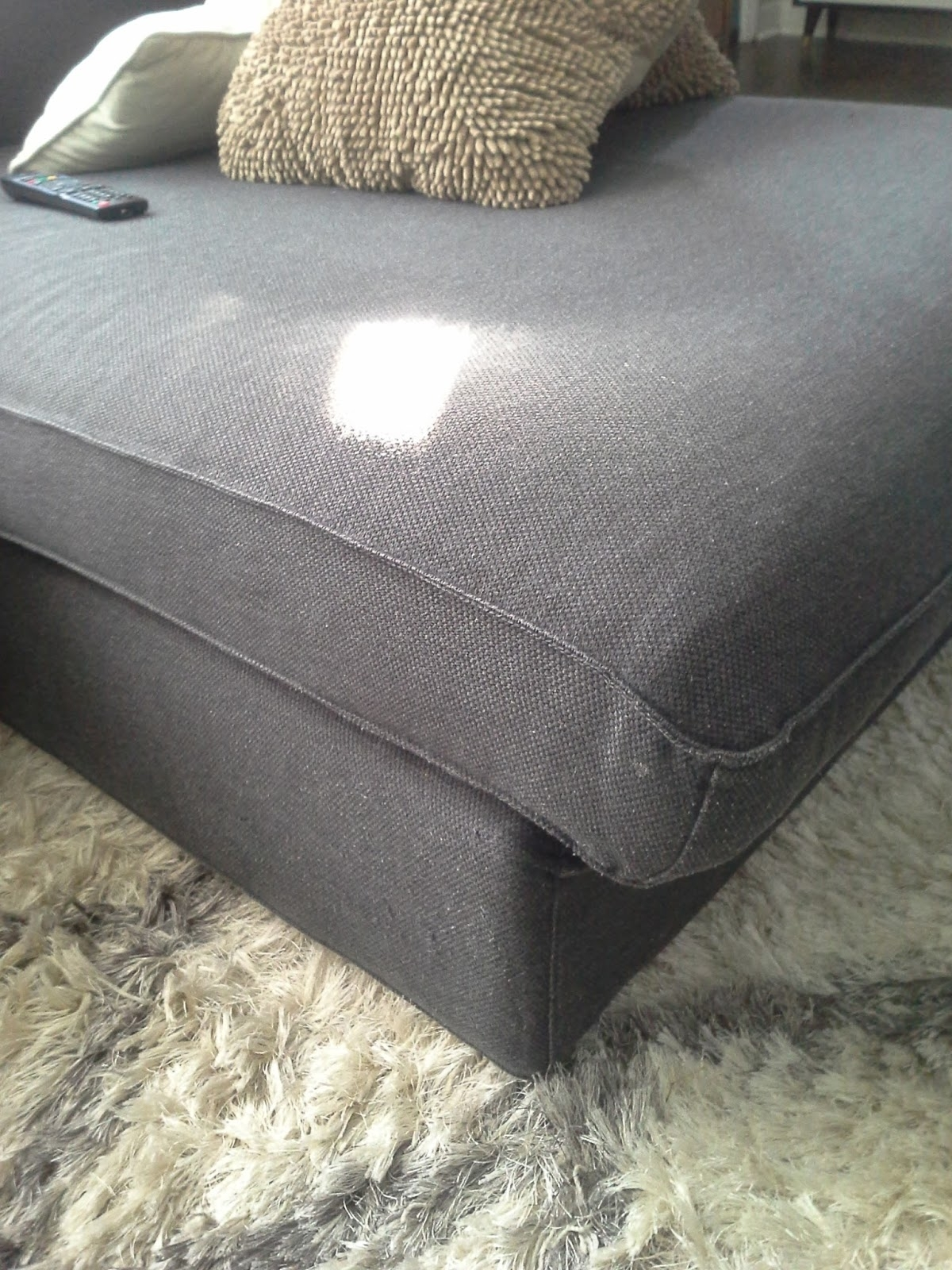 Lilly's Home Designs: Ikea Kivik Review Pertaining To Most Recent Kivik Chaises (View 10 of 15)