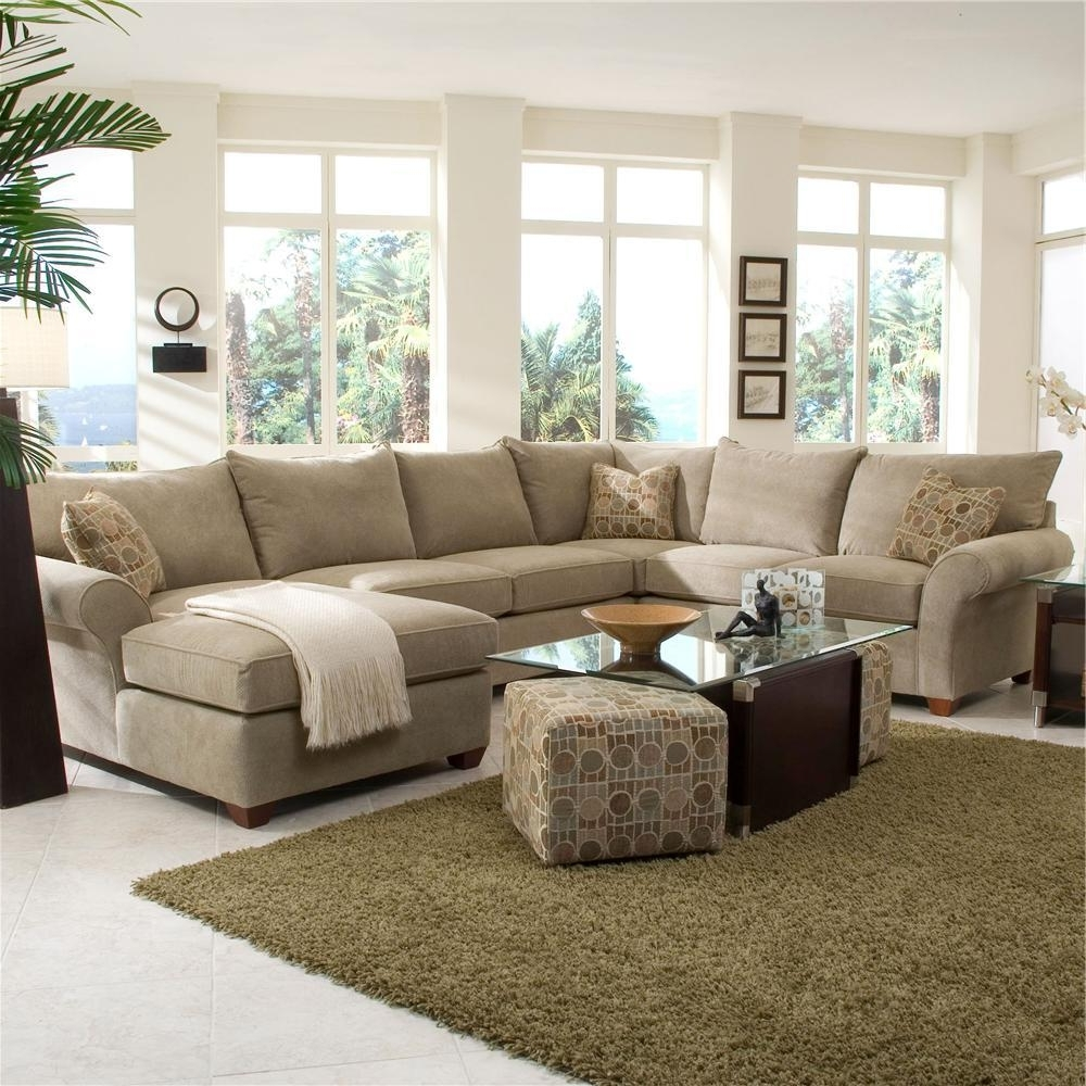Featured Photo of Beige Sectionals With Chaise