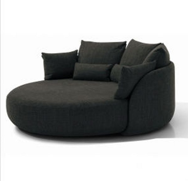 Lounge Sofa, Rounding And Round Sofa (View 4 of 10)