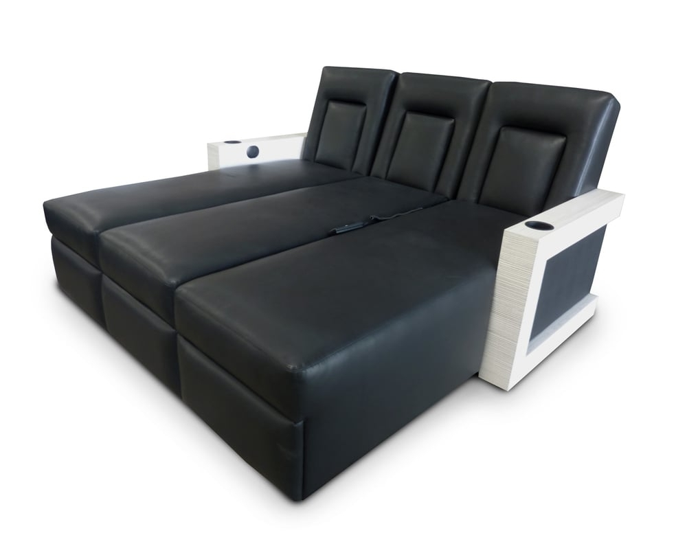 Loungers & Chaises — Fortress Seating Throughout Well Liked Exotic Chaise Lounge Chairs (View 7 of 15)