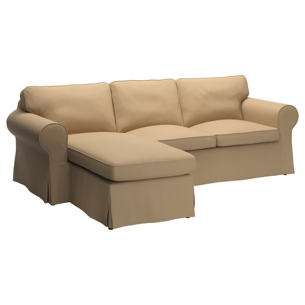 Loveseats With Chaise Within Preferred New Ikea Ektorp Loveseat Sofa With Chaise Cover Slipcover Idemo (View 14 of 15)