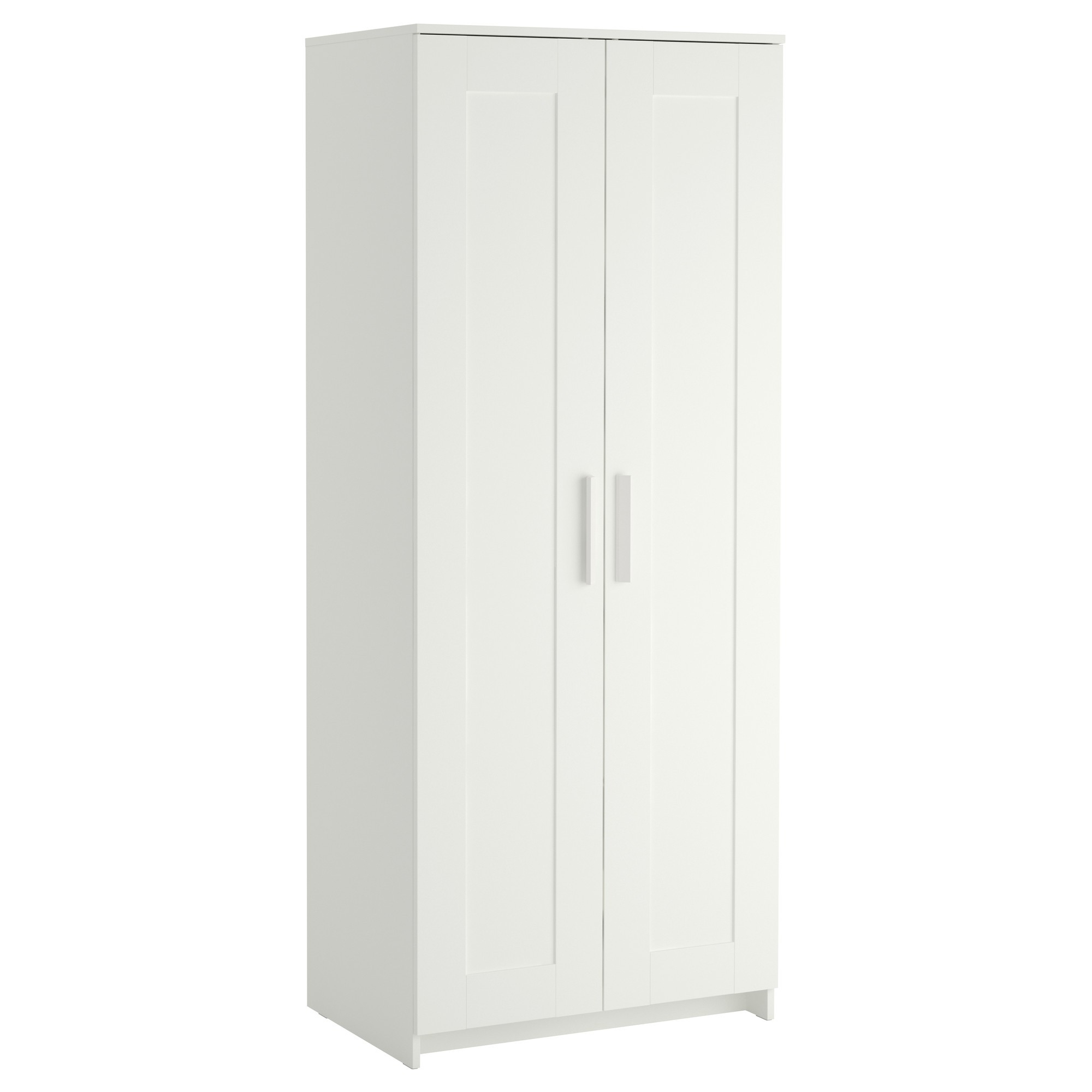 Luxury White Free Standing Wardrobes – Badotcom Regarding Most Recently Released Cameo 2 Door Wardrobes (View 11 of 15)