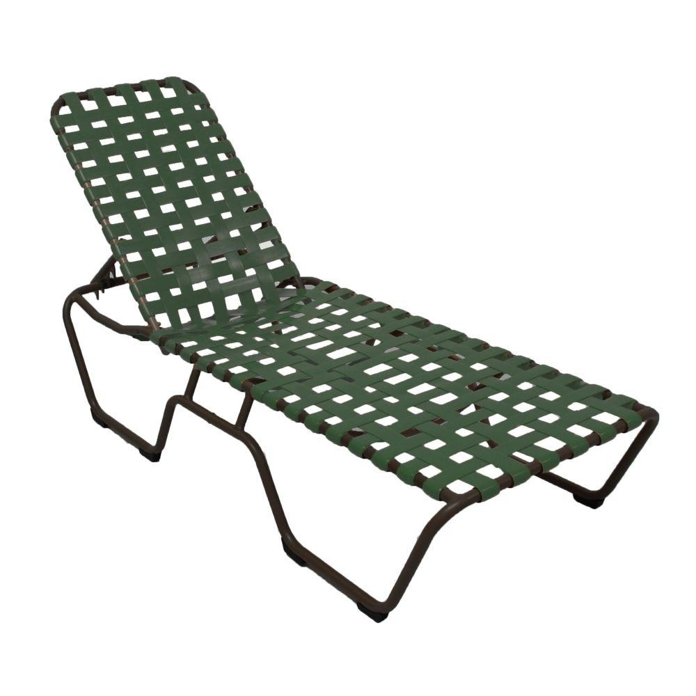 Marco Island Dark Cafe Brown Commercial Grade Aluminum Patio Throughout Most Recent Commercial Grade Chaise Lounge Chairs (View 5 of 15)