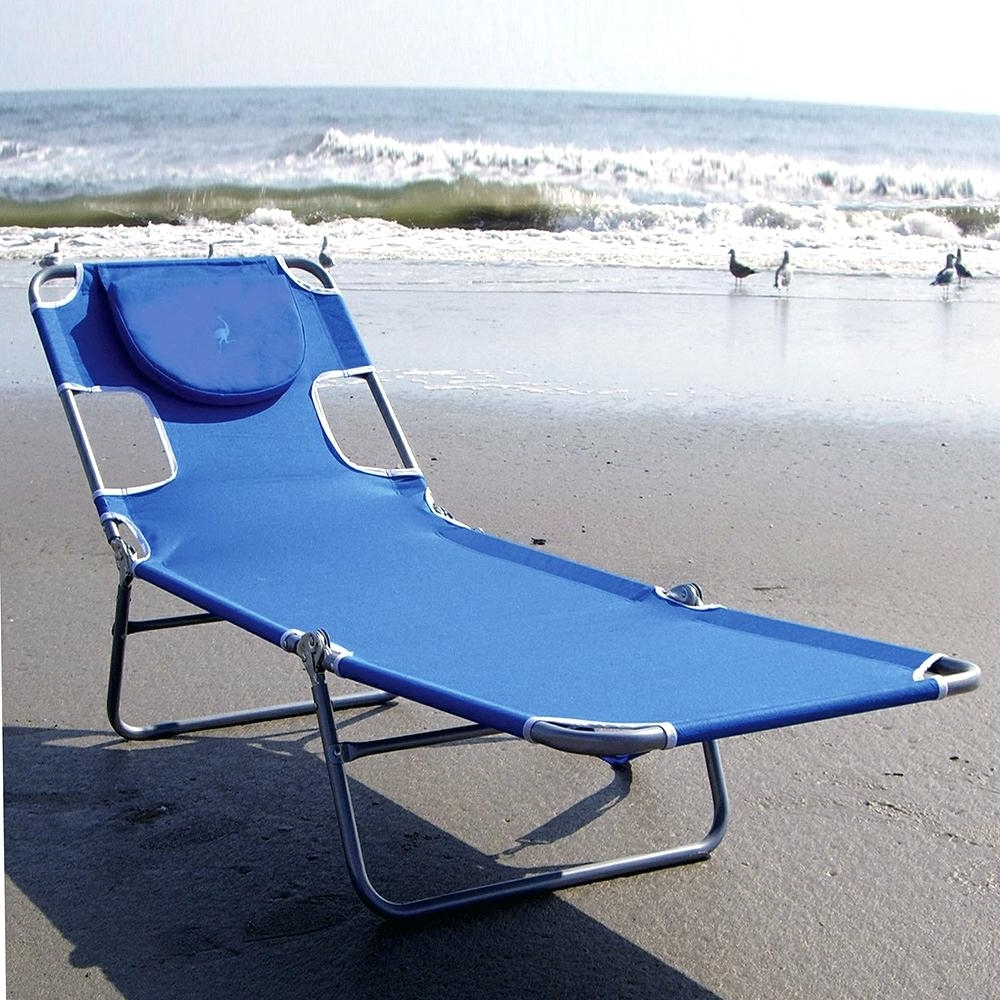 Maureen Outdoor Folding Chaise Lounge Chairs For Well Known Folding Chaise Lounge – Labrevolution (View 4 of 15)