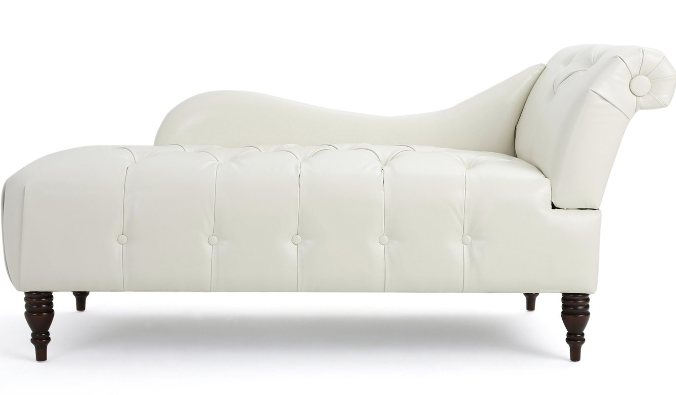 Mercer41 Hurd Chaise Lounge & Reviews (View 13 of 15)