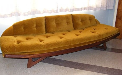 Mid Century, Retro With Most Recent Cheap Retro Sofas (View 7 of 10)