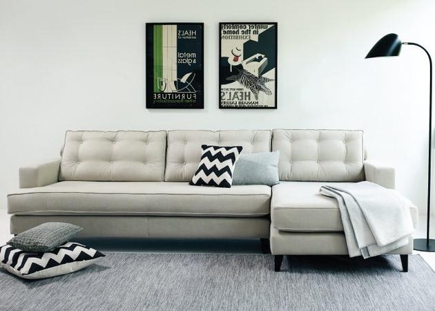 Mid Range Sofas Regarding Preferred Modern Mid Century Furniture (View 10 of 10)
