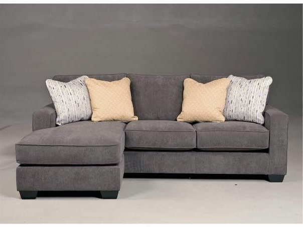 Mini Sectional Sofas For 2017 Ashley Furniture Gray Sectional Sofas For Small Spaces … (View 3 of 10)