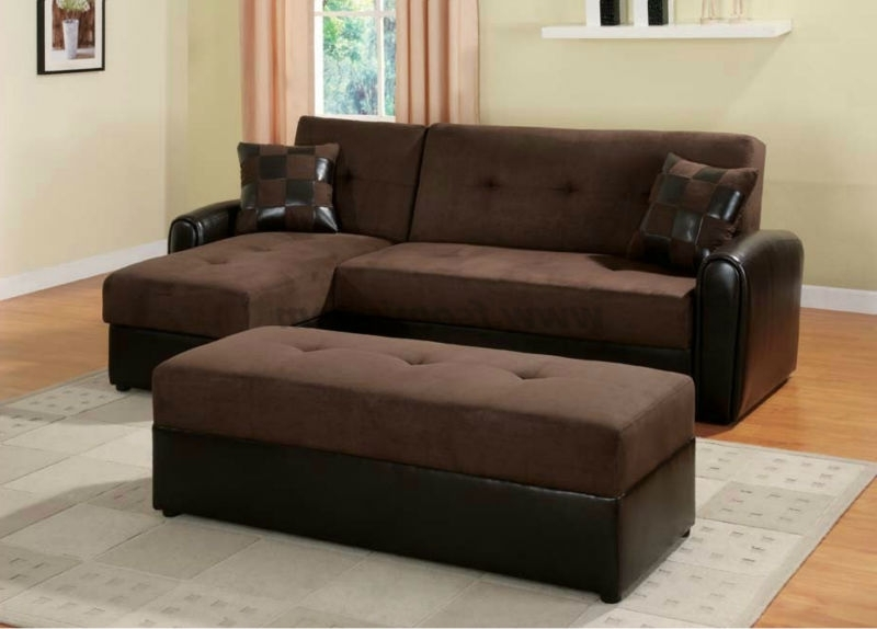 Mini Sectional Sofas For Fashionable Sofa Beds Design: Best Contemporary Small Sectional Sofas For Sale (View 4 of 10)