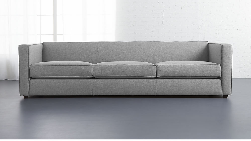 Modern 3 Seater Sofas Inside Favorite Luxury Grey 3 Seater Sofa 28 About Remodel Modern Sofa Ideas With (View 5 of 10)