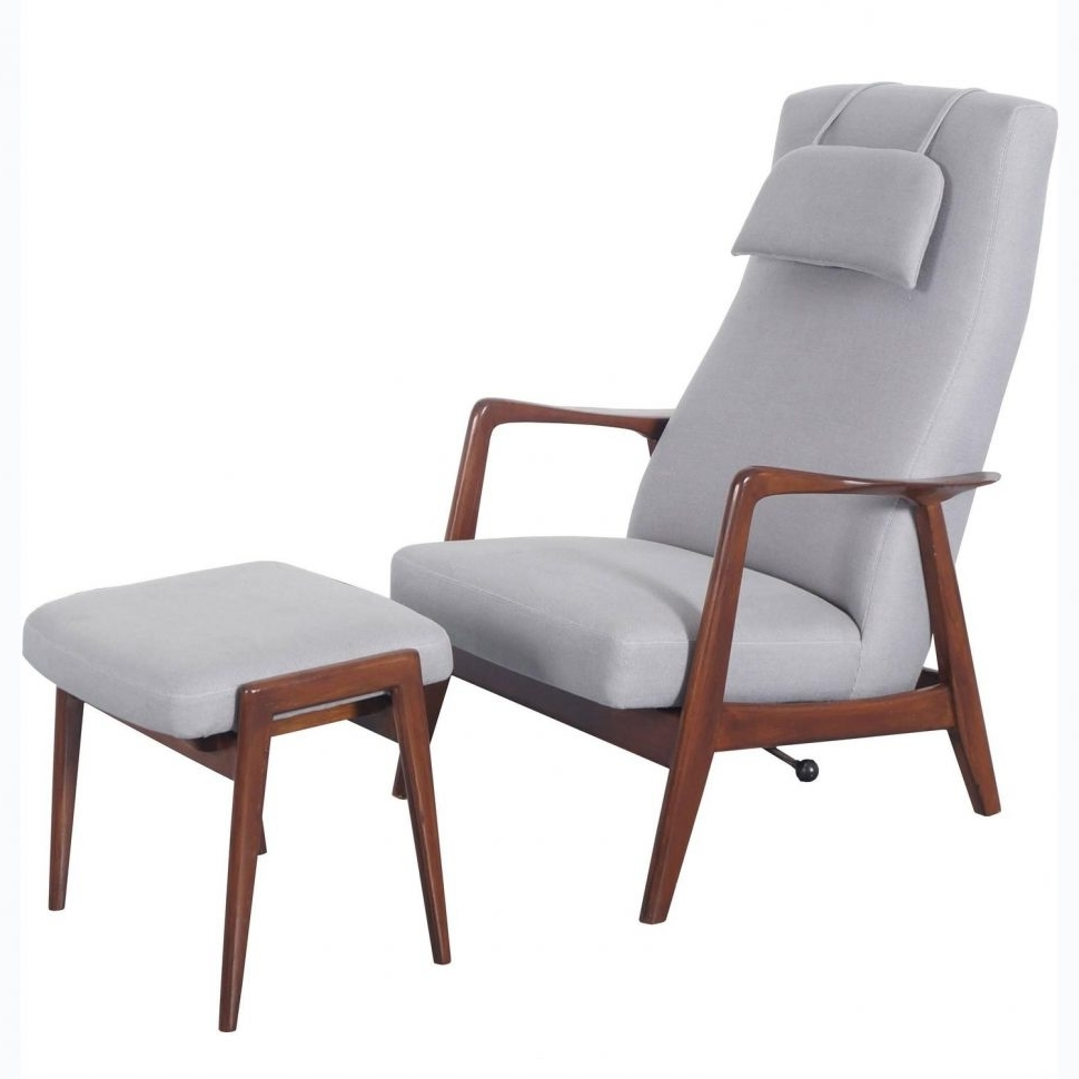 Modern Chaise Lounge Chairs For Well Liked Lounge Chair : Chaise Lounge Modern Swivel Accent Chair Armchair (View 6 of 15)