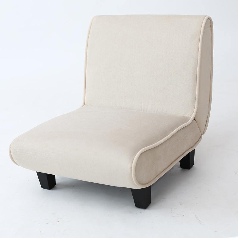 Modern Mini Sofa Chair Furniture Upholstered Single Sofa Seater Pertaining To Most Current Single Sofa Chairs (View 1 of 10)