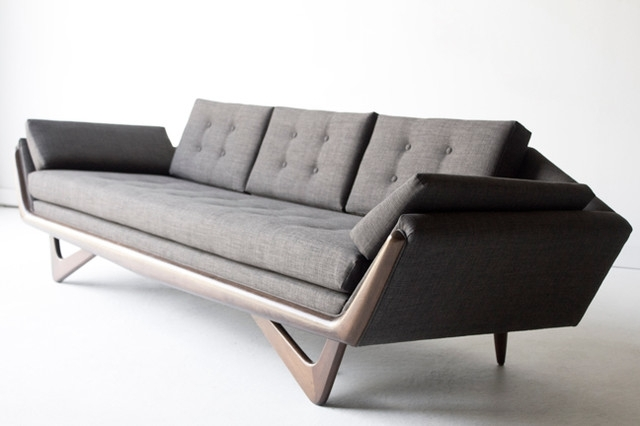 Modern Sofas For Widely Used Enhance Your Living Space With Modern Sofas: – Elites Home Decor (View 2 of 10)