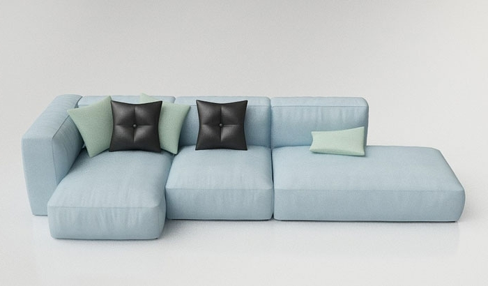 Modular Modern Sofa 18 Modern Modular Seating Systems Vurni Inside Most Up To Date Small Modular Sofas (View 2 of 10)