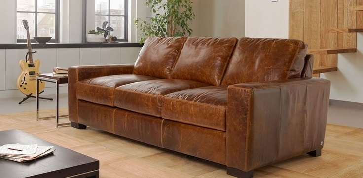 Most Current Awesome Collection In Light Brown Leather Sofa 17 Best Ideas About Throughout Light Tan Leather Sofas (View 9 of 10)