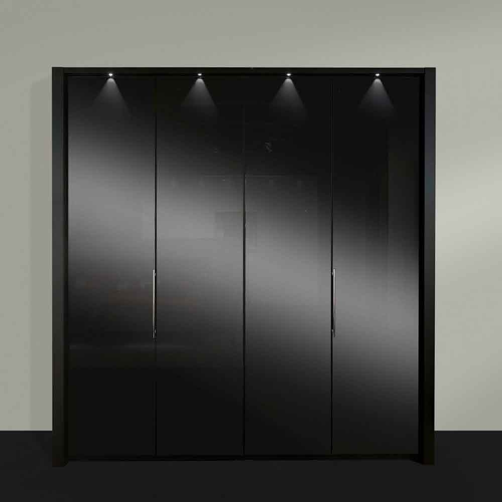 Most Current Black Wardrobes With Furniture For Modern Living – Furniture For Modern Living (View 11 of 15)