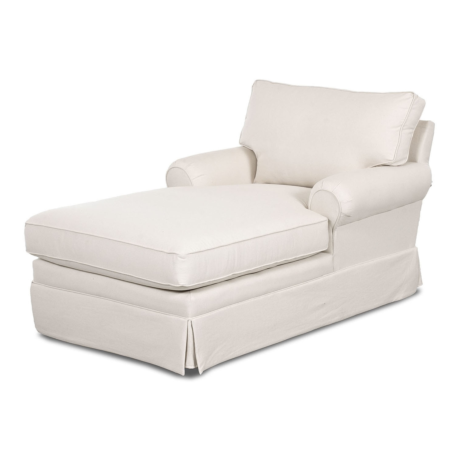Most Current Chaise Lounge Chairs With Arms Slipcover Within Nice Chaise Lounge Slipcover With Decor Comfortable Lounge Chair (View 2 of 15)