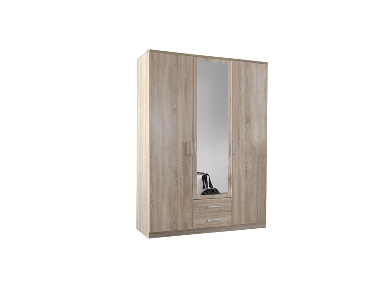 Most Current Cheap Double Wardrobes In Wardrobes (View 7 of 15)