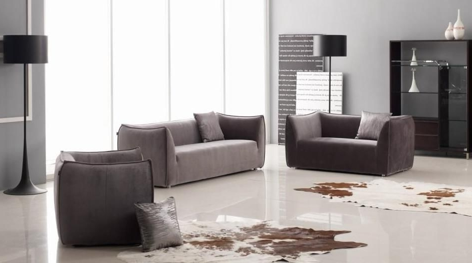 Most Current Contemporary Fabric Sofas For Fabric Furniture. Modern Fabric Sofa Sets (View 5 of 10)
