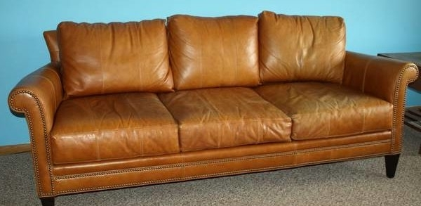 Most Current Craigslist Leather Sofas Pertaining To Fancy Leather Couch Craigslist 64 In Sofas And Couches Set With (View 3 of 10)
