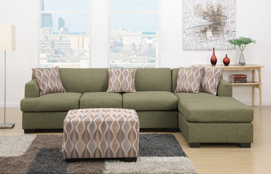 Most Current Green Sectional Sofas With Chaise With Regard To 20 Types Of Modular Sectional Sofas (View 5 of 10)