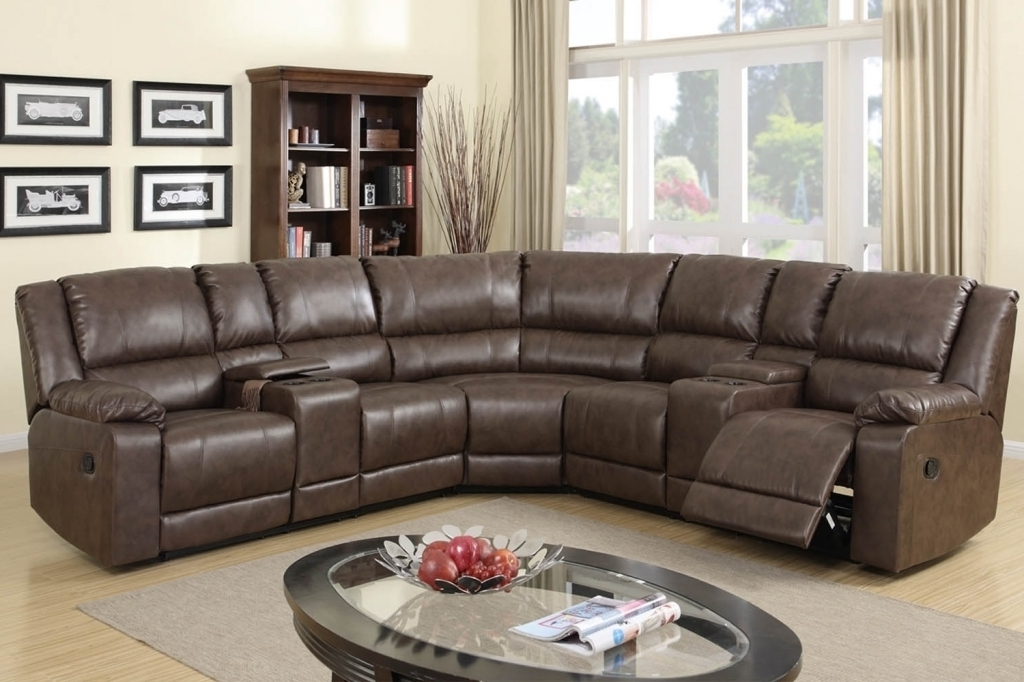 Most Current High End Leather Sectional Sofas Within High Back Sectional Sofas – It Is Better To Opt For Leather Or Fabric? (View 7 of 10)