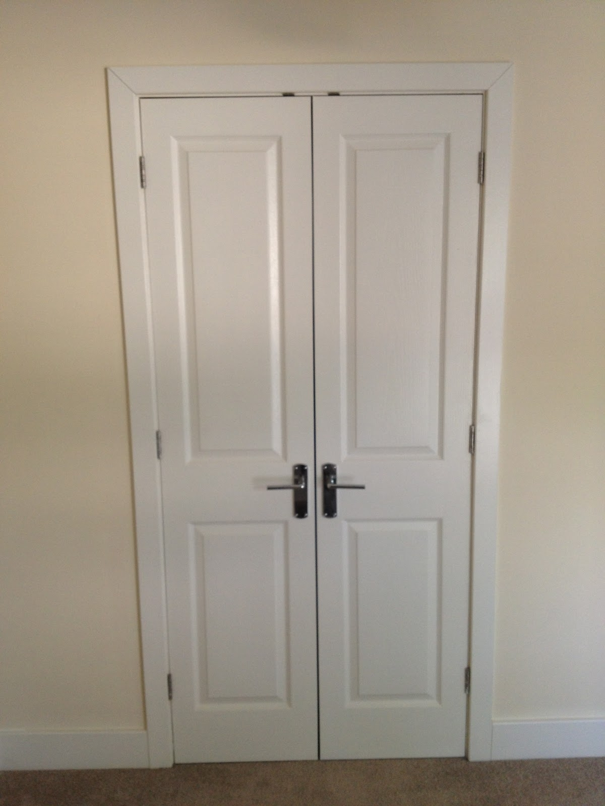 Most Current Highly Regarded Double Swing Doors Built In Wardrobe For Space Regarding French Built In Wardrobes (View 14 of 15)